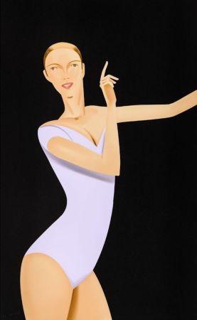 Serigrafía Katz - Dancer I