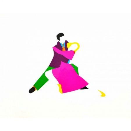 Serigrafía Lodola - Dancers