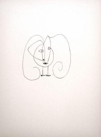 Litografía Picasso - Dans l'atelier de Picasso