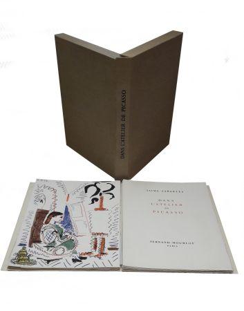 Libro Ilustrado Picasso - Dans L'atelier De Picasso