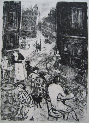 Libro Ilustrado Boussingault - D'après Paris