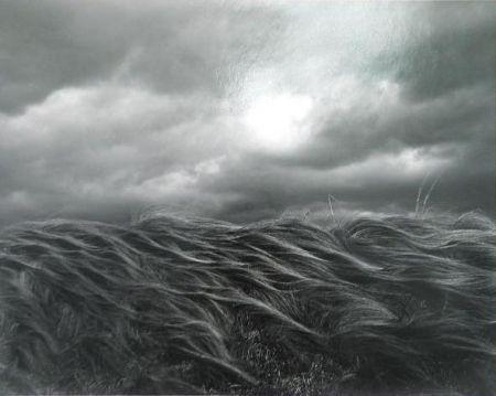 Litografía Kunita - Dark Cloud