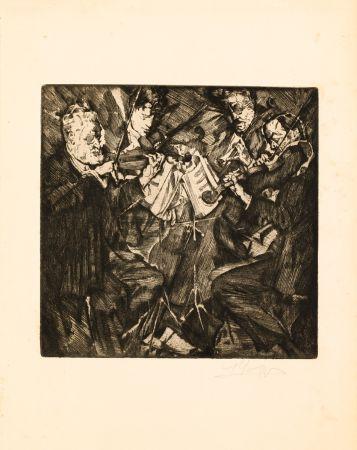 Aguafuerte Oppenheimer - Das Rosè-Quartett