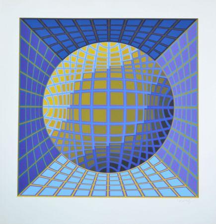 Múltiple Vasarely - Dauve