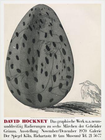 Sin Técnico Hockney - David Hockney Galerie Der Spiegel, Cologne