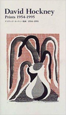 Sin Técnico Hockney - David Hockney, Prints 1954-1995