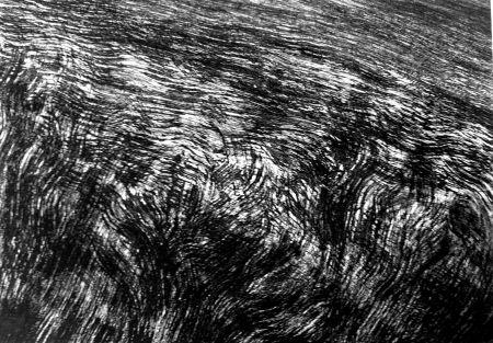 Grabado Henry - De bruits d'un vent à jamais