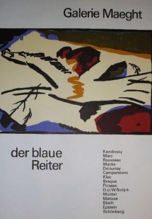 Cartel Kandinsky - Der Blaue Reiter
