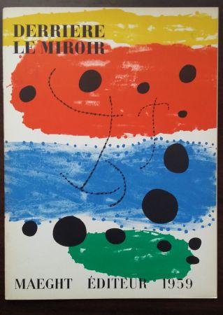 Libro Ilustrado Miró - DERRIÈRE LE MIROIR N°117
