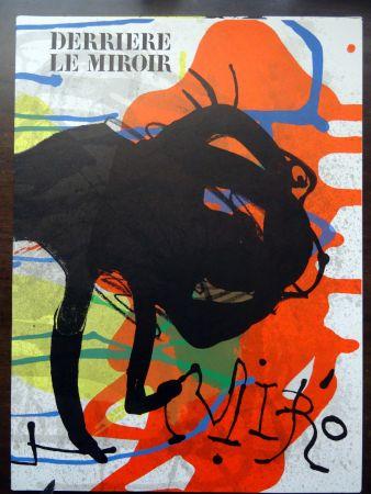 Libro Ilustrado Miró - DERRIÈRE LE MIROIR N°203 ''SOBRETEIXIMS ET SACS''