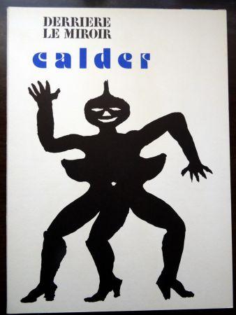 Libro Ilustrado Calder - DERRIÈRE LE MIROIR N°212 ''CRAGS ET CRITTERS''