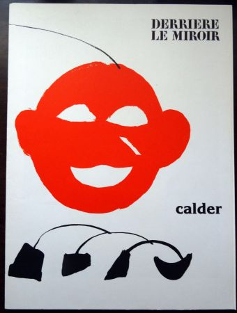 Libro Ilustrado Calder - DERRIÈRE LE MIROIR N°221