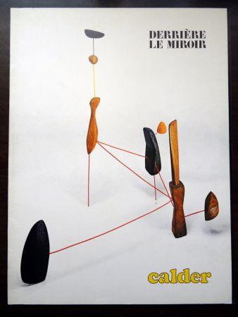 Libro Ilustrado Calder - DERRIÈRE LE MIROIR N°248