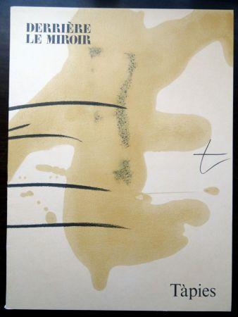 Libro Ilustrado Tàpies - DERRIÈRE LE MIROIR N°253