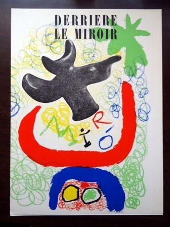 Libro Ilustrado Miró - DERRIÈRE LE MIROIR N°29 - 30