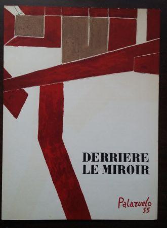 Libro Ilustrado Palazuelo - DERRIÈRE LE MIROIR N°73
