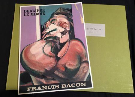 Libro Ilustrado Bacon - Derrière Le Miroir N° 162 (1966). Tirage De Luxe Sur Rives.