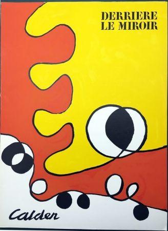 Libro Ilustrado Calder - DERRIÈRE LE MIROIR N° 173. 6 LITHOGRAPHIES ORIGINALES EN COULEURS (1968).