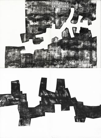 Libro Ilustrado Chillida - DERRIÈRE LE MIROIR N° 174. CHILLIDA. Novembre 1968.