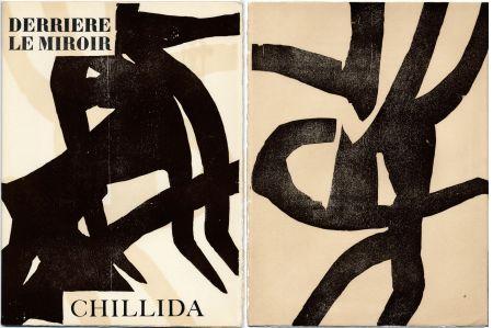 Libro Ilustrado Chillida - DERRIÈRE LE MIROIR N °90-91. CHILLIDA. Oct.-Novembre 1956.