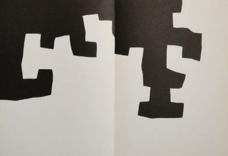 Litografía Chillida - DERRIÈRE LE MIROIR, No 204. Chillida.