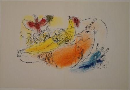 Libro Ilustrado Chagall - DERRIÈRE LE MIROIR, Nos 99-100