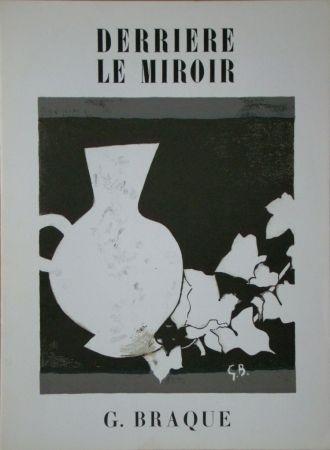 Libro Ilustrado Braque - Derrière Le Miroir