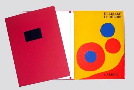Libro Ilustrado Calder - Derrière le miroir 201