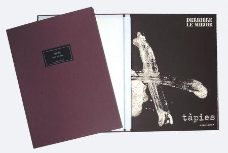 Libro Ilustrado Tàpies - Derrière le miroir 210