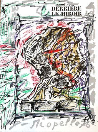 Libro Ilustrado Riopelle - Derrière le Miroir n.218