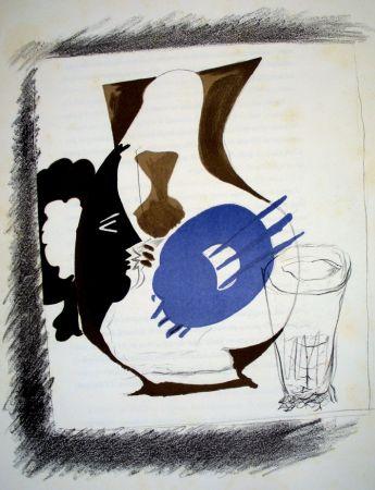 Litografía Braque - Derrière le Miroir n.48/49
