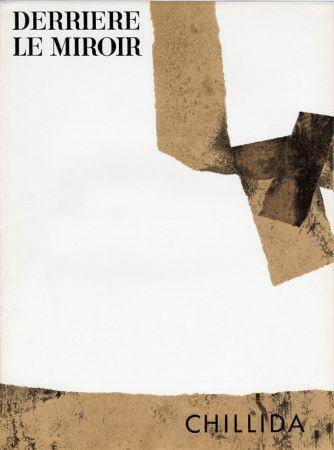 Libro Ilustrado Chillida - Derrière le Miroir n° 124. CHILLIDA. 1961