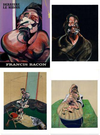 Litografía Bacon - Derrière le Miroir N° 162 Novembre 1966