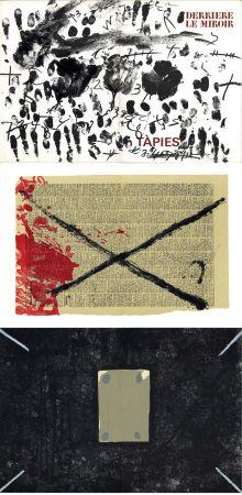Libro Ilustrado Tapies - Derrière le Miroir n° 175 . TÀPIES: