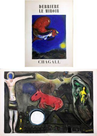 Libro Ilustrado Chagall - Derrière Le Miroir n° 27-28. CHAGALL. Mars-Avril 1950