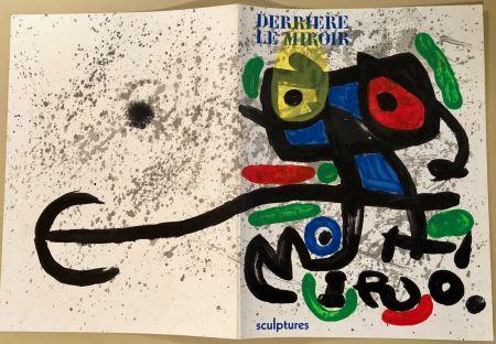Libro Ilustrado Miró - Derrière Le Miroir  N° 86 Juin 1970- Maeght Editeur