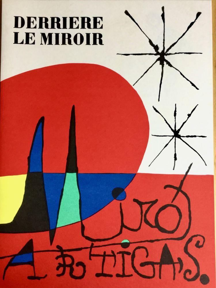 Libro Ilustrado Miró - Derrière le Miroir  n° 87-88-89 - Maeght Editeur