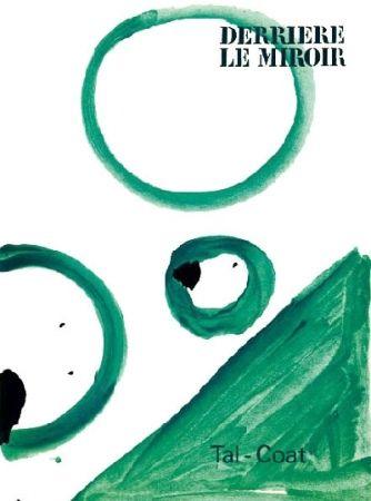Libro Ilustrado Tal Coat - Derriere Le Miroir N°153