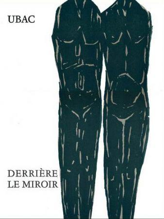 Libro Ilustrado Ubac - Derriere Le Miroir N°161