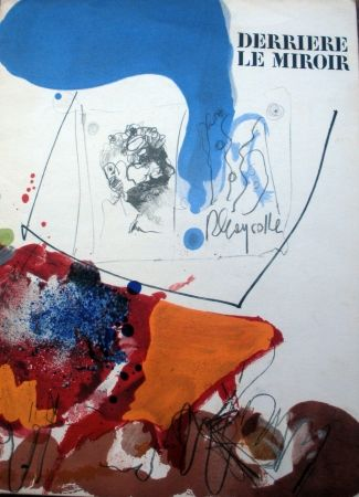 Libro Ilustrado Rebeyrolle - Derriere le Miroir n.163