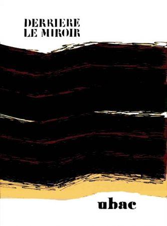 Libro Ilustrado Ubac - Derriere Le Miroir N°196