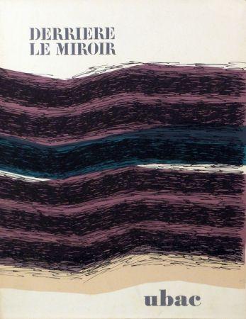 Libro Ilustrado Ubac - Derriere Le Miroir N.196