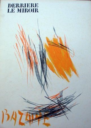 Libro Ilustrado Bazaine - Derriere le Miroir n.197