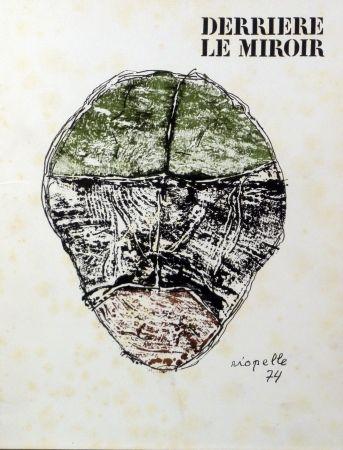 Libro Ilustrado Riopelle - Derriere le Miroir n.208