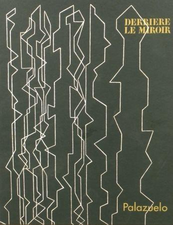 Libro Ilustrado Palazuelo - Derriere le Miroir n.229