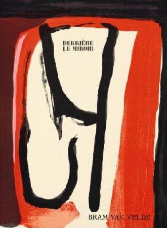 Libro Ilustrado Van Velde -  Derriere Le Miroir N°240
