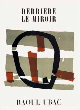 Libro Ilustrado Ubac - Derriere Le Miroir N°34