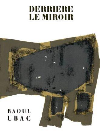 Libro Ilustrado Ubac - Derriere Le Miroir N°74-75-76
