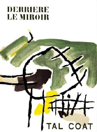 Libro Ilustrado Tal Coat - Derriere Le Miroir N°82-83-84