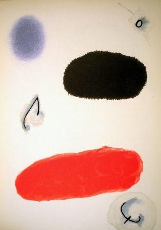 Libro Ilustrado Miró - Derriere le Miroir n. 125-126